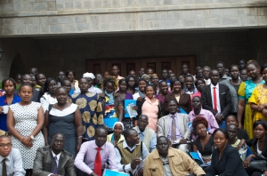 South Sudanese in diaspora attend AE Trauma & Healing Workshop in Nairobi